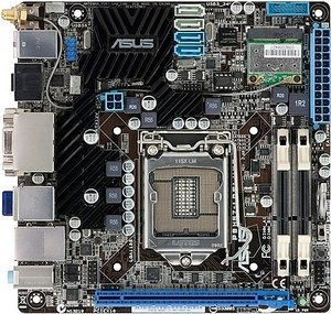 ASUS P8H67-I Deluxe (90-MIBE70-G0EAY0KZ)