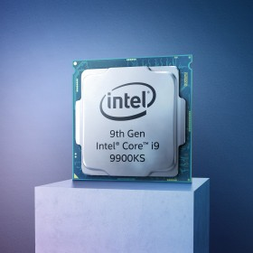 Intel Core i9-9900KS Special Edition, 8C/16T, 4.00-5.00GHz, tray (CM80668404170208)