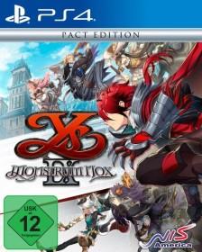 Ys IX: Monstrum Nox (PS4)