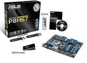 ASUS P8H67 (90-MIBE00-G0EAY0GZ)