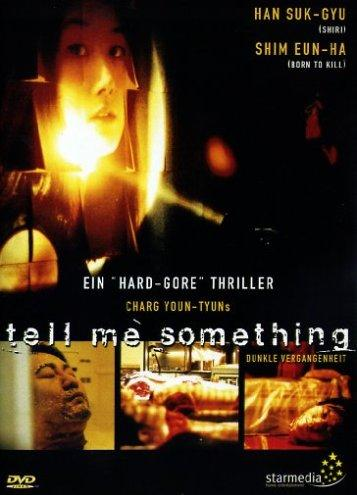 Tell me something - Dunkle Vergangenheit -- via Amazon Partnerprogramm