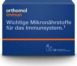 Orthomol Immun Wirkung