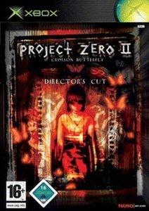 Project Zero 2 - Crimson Butterfly (deutsch) (Xbox)