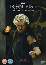 Marvel Iron Fist - Season 1 (DVD) (UK)
