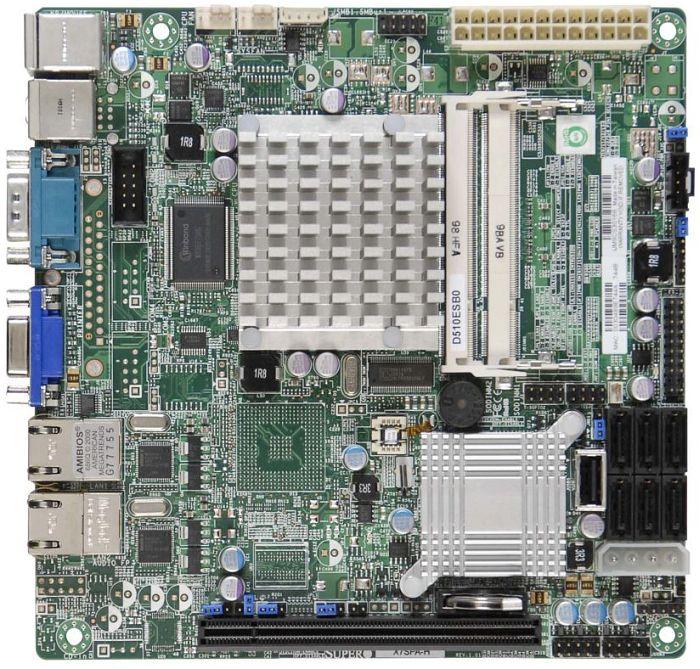 Supermicro X7SPA-H (MBD-X7SPA-H-O)