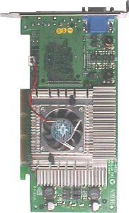 MSI MS-8822 StarForce 822 / G3 Pro-VT64D, GeForce3, 64MB DDR, AGP, VIVO