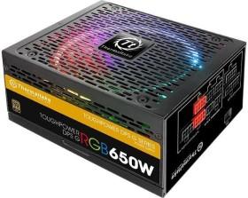 Thermaltake ToughPower DPS G RGB Gold 650W ATX 2.31 (TPG-0650D-R / PS-TPG-0650DPCGEU-R)