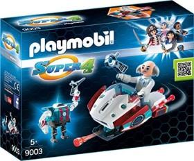 playmobil Super 4 - Skyjet mit Dr X & Roboter (9003)