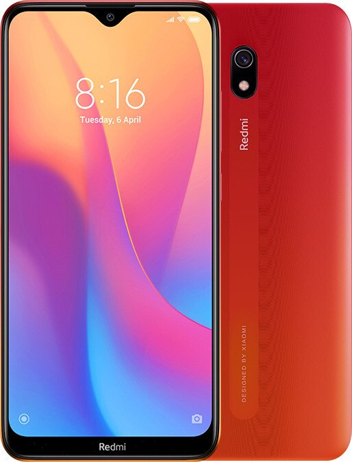 Xiaomi Redmi 8A 32GB/2GB sunset red