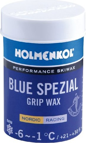 Holmenkol Grip blue special (wax) -- via Amazon Partnerprogramm