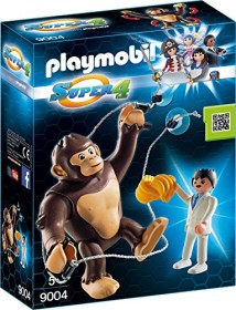 playmobil Super 4 - Riesenaffe Gonk (9004)