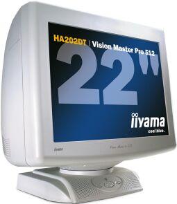 "iiyama Vision Master Pro 512 (HA202DT), 22"", 140kHz"
