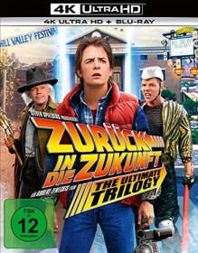 Zurück in die Zukunft Trilogie (Special Edition) (4K Ultra HD)