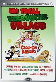 Ein total verrückter Urlaub (DVD)