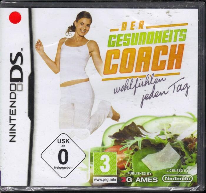 Der Gesundheitscoach (deutsch) (DS) -- via Amazon Partnerprogramm