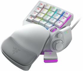 Razer Tartarus Pro Gaming Keypad weiß, USB (PC)