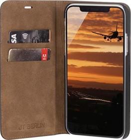 JT Berlin Book Case Tegel für Apple iPhone 11 schwarz (10522)