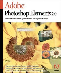 Adobe: Photoshop Elements 2.0 (PC/MAC)
