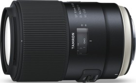 Tamron SP AF 90mm 2.8 Di VC USD Makro 1:1 für Canon EF schwarz (F017E)