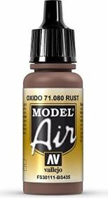 Vallejo Model Air 080 rust (71.080)
