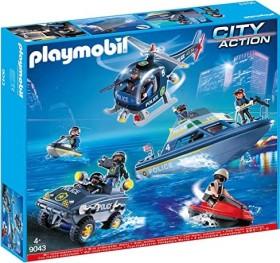 playmobil City Action - S.W.A.T. Mega-Set (9043)