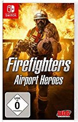 Firefighters: Airport Heroes (Switch)