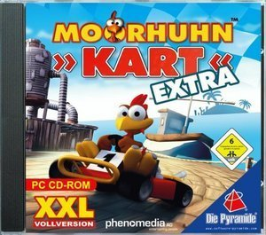 Moorhuhn Kart Extra (deutsch) (PC)