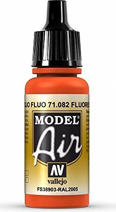 Vallejo Model Air 082 fluorescent red (71.082)