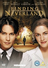Finding Neverland (DVD) (UK)