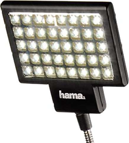 Hama LED-photo /Video- slim -panel (60184) -- via Amazon Partnerprogramm