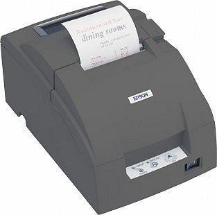 Epson TM-U220B, USB, schwarz (C31C514057A0)