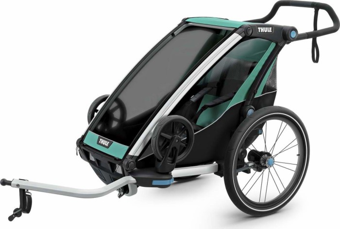 Thule Chariot Lite 1 Bicycle Trailers blue grass/black (10203006)