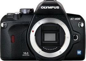 Olympus E-400 schwarz Body (N2523992)