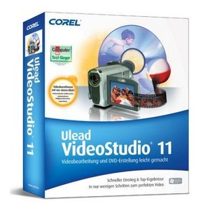 Ulead: Video Studio 11.0 (German) (PC) (VS11GERPC)
