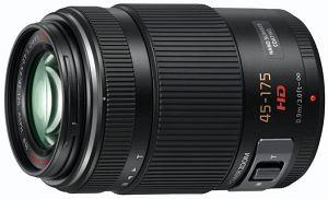 Panasonic Lumix G X vario PZ 45-175mm 4.0-5-6 ASPH OIS black (H-PS45175E)