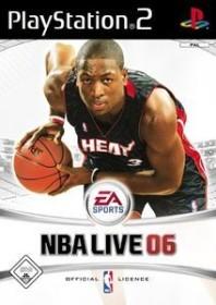 EA Sports NBA Live 06 (PS2)