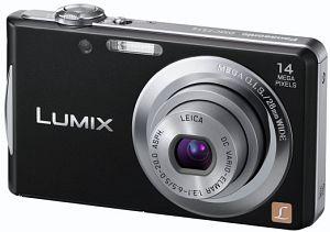Panasonic Lumix DMC-FS14 black