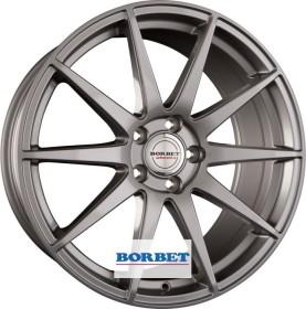 Borbet GTX 9.5x19 5/112 ET40 (verschiedene Farben)