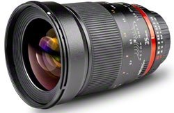 Walimex Pro 35mm 1.4 for Canon EF black (16960)