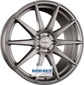 Borbet GTX 9.5x19 5/112 ET21 (verschiedene Farben)