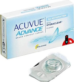 Johnson & Johnson Acuvue Advance for Astigmatism, -6.50 Dioptrien, 6er-Pack