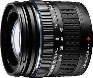 Olympus lens Zuiko digital ED 14-42mm 3.5-5.6 (N2517192)
