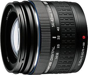 Olympus Zuiko digital ED 14-42mm 3.5-5.6 schwarz (N2517192)