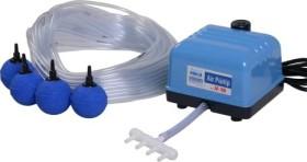 AquaForte HI-flow V-10 air pump kit, 240l/h (SC401)