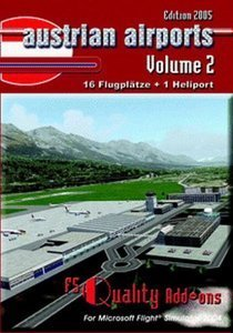Flight Simulator 2004 - Austrian Airports 2 (Add-on) (niemiecki) (PC)