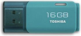 Toshiba TransMemory U202 Aqua 16GB, USB-A 2.0 (THNU16HAYAQA6)
