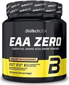 BioTech USA EAA Zero Pfirsich Eistee 350g