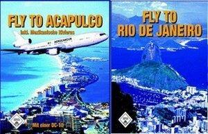 Flight Simulator 2004 - Rio de Janeiro und Acapulco (Add-on) (deutsch) (PC)