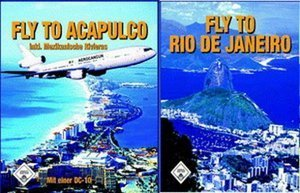 Flight Simulator 2004 - Rio de Janeiro und Acapulco (Add-on) (German) (PC)