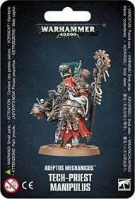 Games Workshop Warhammer 40.000 - Adeptus Mechanicus - Tech-Priest Manipulus (99070116002)